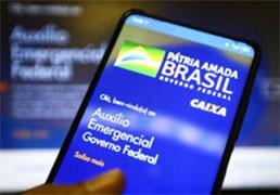Maioria dos beneficiários vai receber R$ 150 de auxílio emergencial