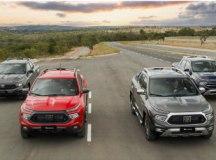 Fiat apresenta linha 2022 da Toro com atualizações estéticas e novo motor