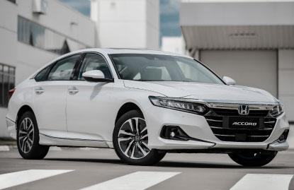 Honda Accord híbrido com a tecnologia e:HEV chegará ao Brasil no 2º semestre