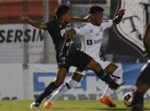 Santos leva três da Ponte Preta no 1º tempo e tropeça de novo no Paulistão