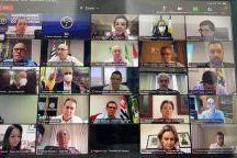 Serra foi eleito nesta quinta-feira em reunião virtual da entidade. Foto: Divulgação/Consórcio