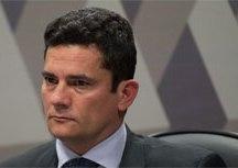 Embora não tenha assinado o documento, o ex-ministro da Justiça Sérgio Moro também participa do grupo. Foto: Arquivo/Agência Brasil
