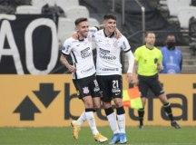 Corinthians aproveita fragilidade do Huancayo e faz 5 a 0 pela Sul-Americana