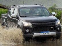 S10 High Country agrega ao universo das picapes confortos e tecnologias dos SUVs