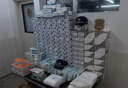 Funcionário da saúde é preso por furto de material hospitalar no Quarteirão da Saúde