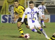 São Bernardo FC e Água Santa empatam no primeiro jogo da decisão