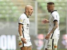 Corinthians vence a 1ª com Sylvinho e se anima para 'decisão' na Copa do Brasil