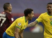Sem esforço, Brasil faz 3 a 0 na Venezuela na abertura da Copa América