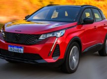 Peugeot apresenta no Brasil a linha 2022 do SUV 3008, que é produzido na França