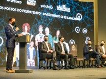 Doria anunciou a criação de mais 19 postos, além do ABC. Foto: Governo do Estado de SP