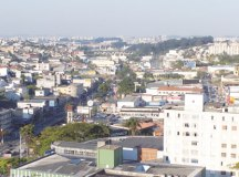 Envolvimento dos moradores do Centro foi o maior, com 13%, seguido do Taboão, com 12%. Foto: Wikipedia