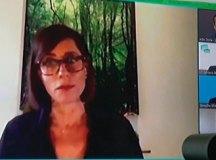 Lançamento da parceria ocorreu nesta terça (8), em um evento virtual apresentado pela atriz Christiane Torloni. Foto: Reprodução Governo do Estado de São Paulo