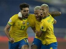 Brasil passa sufoco, mas bate o Chile e avança à semifinal da Copa América