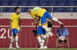 Seleção masculina de futebol elimina Egito e vai disputar 8ª semifinal olímpica
