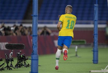 Brasil abre 3 a 0 e leva susto, mas estreia com vitória contra Alemanha em Tóquio