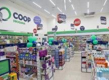 Em Santo André, Coop inaugura 77ª drogaria da rede