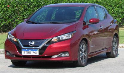 Ainda raro nas ruas brasileiras, elétrico Nissan Leaf será vendido em mais concessionárias
