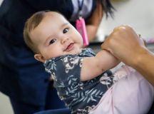 Iniciada em 12 de abril, a Campanha de Vacinação Contra a Gripe registra baixa adesão. foto: Letícia Teixeira / PMSCS