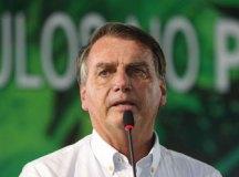 Após anunciar veto a fundão eleitoral, Bolsonaro sugere reajuste pela inflação. Foto: Isac Nóbrega/PR