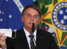 Bolsonaro retira sonda; início de alimentação está previsto para esta sexta. Foto: Fabio Rodrigues Pozzebom/Agência Brasil