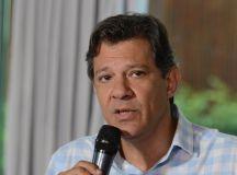 Haddad foi denunciado por suposto caixa dois de R$ 2,6 milhões da UTC Engenharia. Foto: Rovena Rosa/Agência Brasil