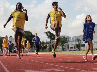 Aulas de esportes presenciais serão retomadas em 9 de agosto. Foto: Eric Romero/PMSCS