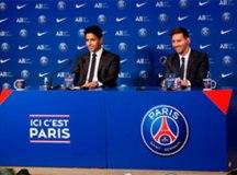 'Estou no lugar certo para continuar ganhando', diz Messi, em apresentação no PSG