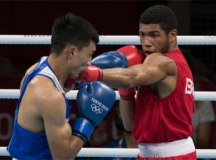 Hebert Conceição vence russo e vai disputar o ouro no boxe contra ucraniano