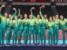 Brasil perde dos EUA e fica com a prata no vôlei feminino na Olimpíada de Tóquio