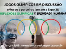 Com apoio da ONU, eMuseu inaugura exposição sobre Olimpíadas e inclusão por meio do esporte