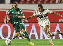 São Paulo e Palmeiras ficam no empate pelas quartas da Libertadores