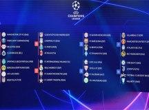 Sorteio coloca City e PSG no mesmo grupo na Liga dos Campeões