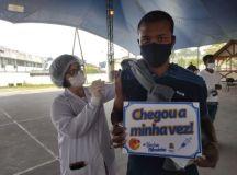 Em Ribeirão Pires, aproximadamente 8.400 jovens estão aptos à imunização contra o novo coronavírus. Foto: Divulgação/PMETRP