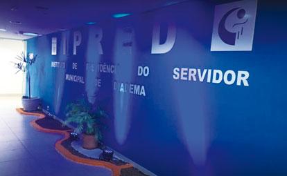 Para Martins, aumento da alíquota patronal para 16% e repasse em dia pela prefeitura são fundamentais para a vida financeira do instituto. Foto: Reprodução/Google