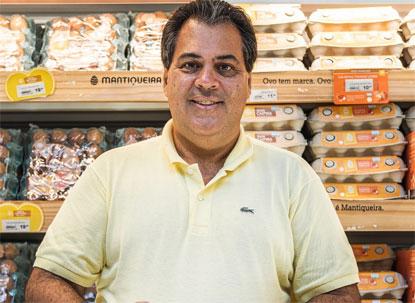 """Leandro Pinto: """"essoas fantásticas trabalham aqui e fazem a gente estar entre as melhores empresas para se trabalhar"""". Foto: Divulgação"""