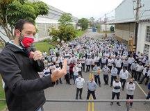 Trabalhadores da Toyota em São Bernardo aprovam reajuste de 10,42%