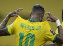 Brasil joga bem, bate o Peru no Recife e engata 8ª vitória nas Eliminatórias