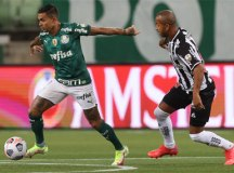 Após irritação ao ser substituído, Dudu responde aviso de Abel Ferreira