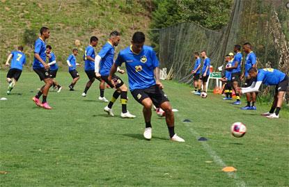 Três meses após título da A2, São Bernardo FC estreia na Copa Paulista