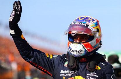 Com bela festa, Verstappen crava pole na Holanda e pode voltar à liderança na F1
