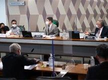 Dossiê foi encaminhado à CPI da Covid do Senado. Foto: Edilson Rodrigues/Agência Senado
