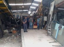 Prefeitura intensificou a fiscalização em comércios de sucata e reciclagem instaladas no município. Foto: Divulgação/PMD