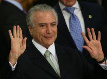 Temer confirma participação em nota de Bolsonaro e fala em mudança de postura. Foto: Marcello Casal/Agência Brasil