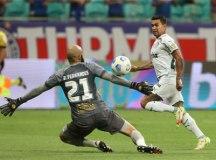 Palmeiras empata com o Bahia e soma sétima partida sem vencer na temporada