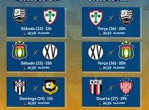 FPF define datas e horários das quartas de final da Copa Paulista