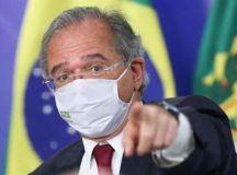 Defesa de Guedes diz que irá protocolar esclarecimentos à PGR e ao STF. Foto: Marcos Correa/PR