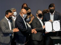 Termo de instalação da unidade na cidade foi assinado por Rodrigo Garcia em agosto. Foto: Governo do Estado de SP