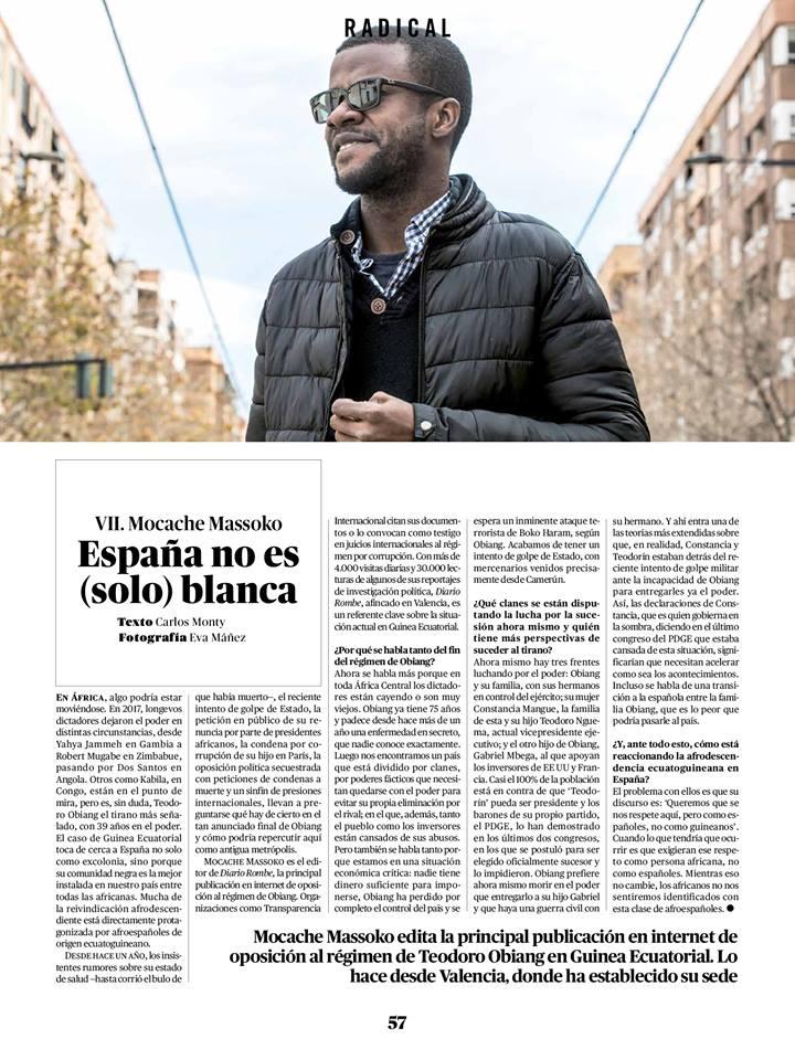 Entrevista al Director de Diario Rombe