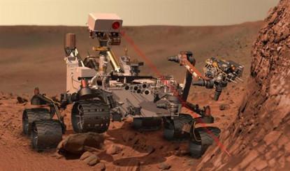 La NASA lanza 'Curiosity', la nave que explorará Marte