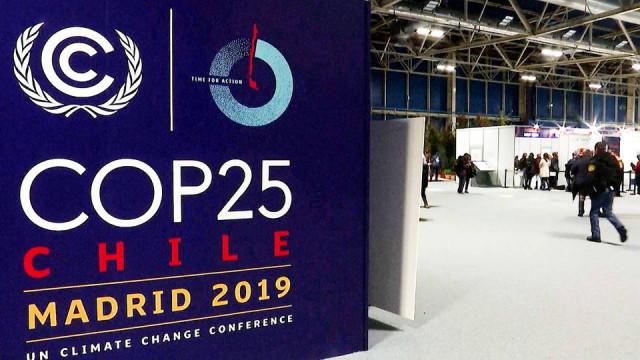 COP25 de Madrid